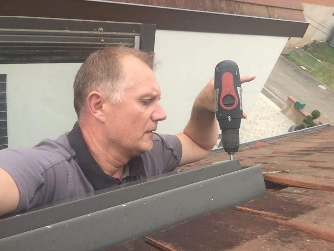 Réparation Fenêtre de toit VELUX Bas-Rhin (67)